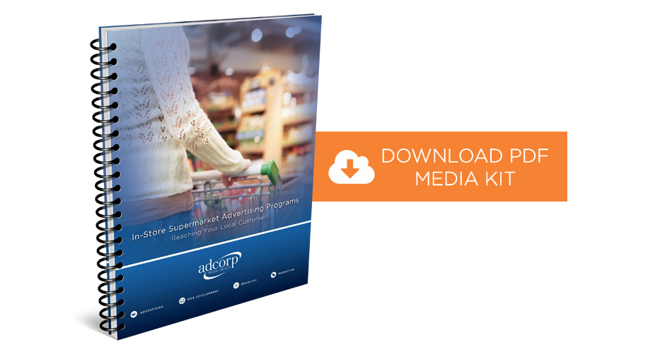 Supermarket Advertising Media Kit