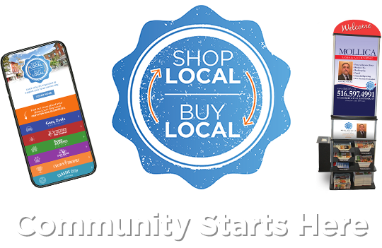 Shop Local Buy Local - Community Starts Here