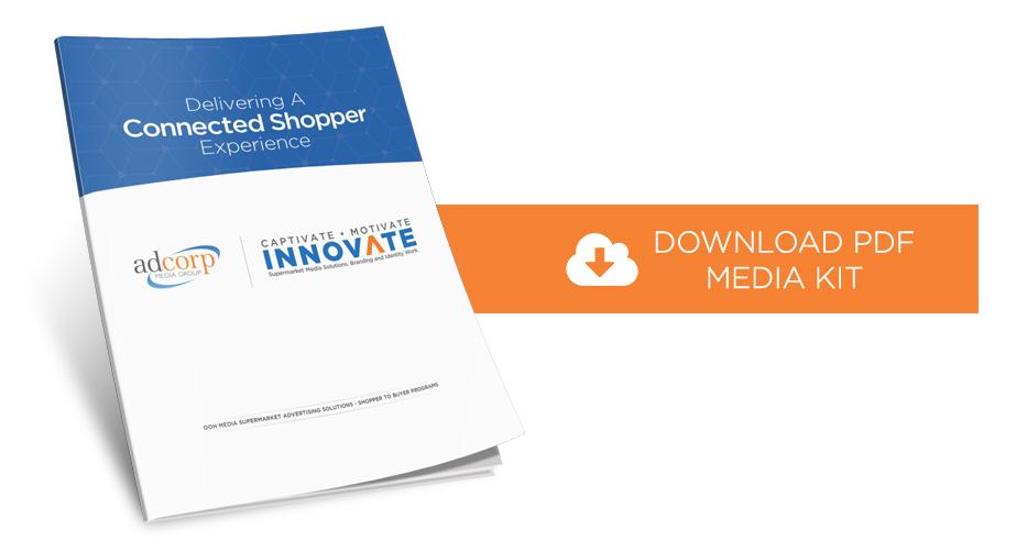 Supermarket Advertising Media Kit